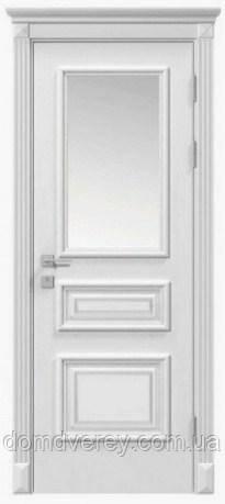 Двери межкомнатные, Родос, Siena, Rossi, со стеклом