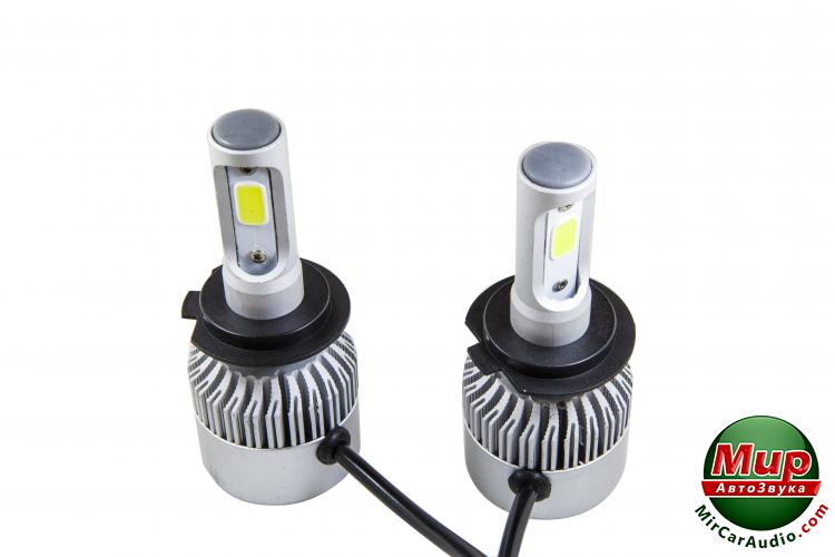 Светодиодные лампы Sho-Me H7 24W X1.1 (пара)
