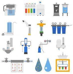 Фильтры воды и комплектующие
