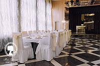 Айвори банты или шлейфы на стулья, фото 1