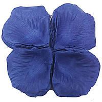 Лепестки роз синии №2
