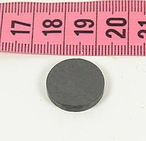 Магнит круглый 15*3мм 10шт