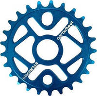 Звезда к шатуну STOLEN Cartwheel 25T, 5mm Blue