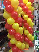 Арка з повітряних кульок 1м №1