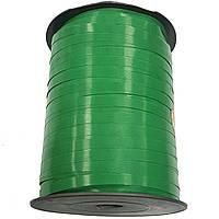 Лента бумажная для шаров зеленая 0,5 см 500м