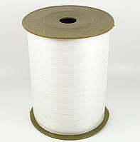 Лента бумажная для шаров белая 0,5 см 500м