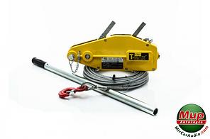 Лебедка T-Max HW-800 ручная/трос+ручка