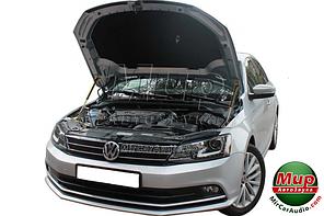 Газовый упор капота Volkswagen Jetta 6 (2011+) (2 шт)