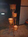 Подставка на 5 вазонов большая, фото 5