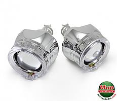 Линзы биксеноновые Infolight G5 Ultimate тип3 LED (с АГ) (пара)