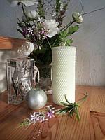 Свеча сувенирная жемчуг высокая №1