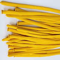 Шары ШДМ D4 260 пастель желтый