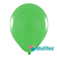 """Шары 10"""" 26 см пастель зеленый"""