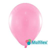 """Шары 10"""" 26 см пастель розовый"""