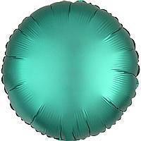 Гелієва куля фольга бірюзовий 45см Anagram