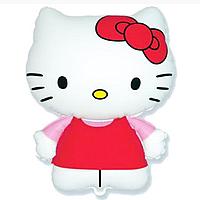 Гелиевые фигуры большие фольга Hello Kitty 901714