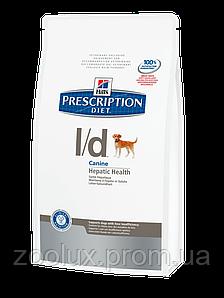 Hill's Canine l/d™ l d 2 кг