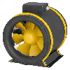 Ruck EM 315 E2M 01 - трехступенчатый канальный вентилятор