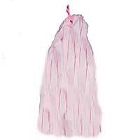 Гирлянда тассел 1шт 30см, бледно-розовые