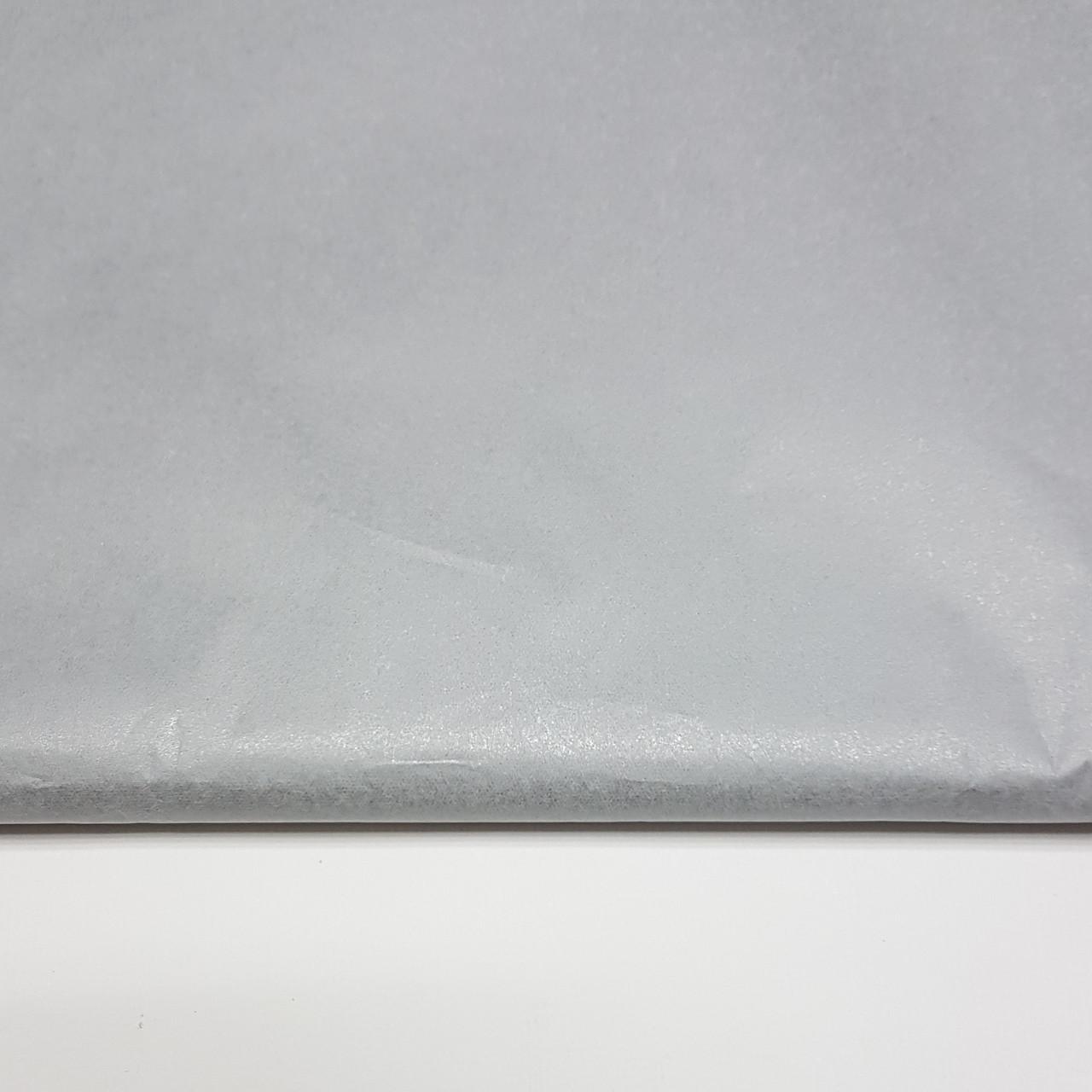 Бумага тишью серебро 100шт.