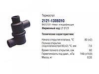 Термостат ВАЗ 2121, Лузар (LT 0121)