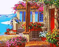 Картина по номерам Menglei MG1088 Дом мечты 2  40 х 50 см, фото 1