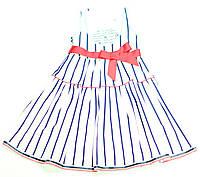 Платье для девочки Moj Wspanialy Swiat Полоска