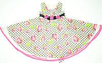 Платье для девочки Летнее 07