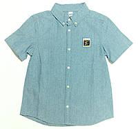 Рубашка для мальчика  Jazda Na Rowerze К\Р Джинсовая