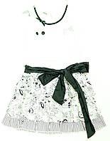 Платье для девочки Eliegacka Zamiana Белое