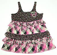Туника для девочки-подростка 270290000 К70 Цветы