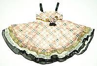 Платье для девочки Летнее 01