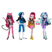 Куклы monster high из серии Новый скарместр в ассортименте часть2