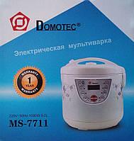 Мультиварка Domotec Ms-7711, 8 программ, 5 л