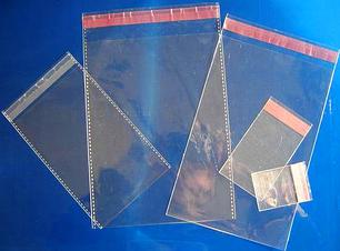 Пакеты с клеевым клапаном и еврослотом