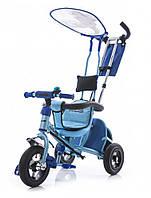 Azimut BC-15AN Air дитячий триколісний велосипед Safari Blue, фото 1
