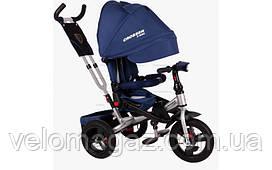 CROSSER T-400 TRINITY AIR дитячий велосипед дитячий синій