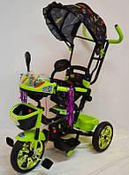WS-828R-2 (NP) Boy детский трехколесный велосипед для мальчика , фото 1