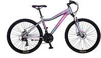 """Велосипед Crosser Sweet -1*16 26"""" серый горный алюминиевый, фото 1"""