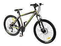 """Велосипед Crosser Cross-1 *17.5 26"""" черный горный алюминиевый , фото 1"""
