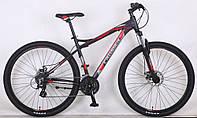 """Велосипед Crosser Viper*18 26"""" чорний алюмінієвий гірський, фото 1"""