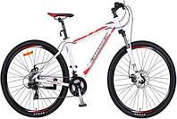 """Велосипед Crosser Count-1*22 29"""" белый горный алюминиевый , фото 1"""