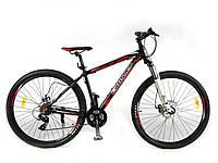 """Велосипед Crosser Count-1*22 29"""" черный горный алюминиевый , фото 1"""