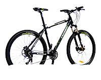 """Велосипед Crosser Cross-1 *21 29"""" черный горный алюминиевый гидравлика, фото 1"""