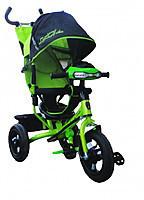 Трехколесный велосипед BC-17B Lambotrike Azimut AIR Light детский зеленый