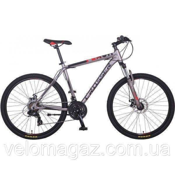 """Велосипед Crosser Flash*19 29"""" горный алюминиевый серый"""
