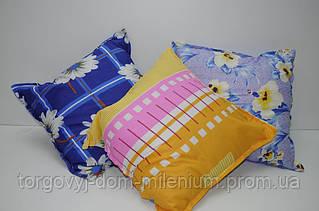 Подушка силиконовая размер 50/50 см 50*50
