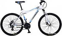 """Велосипед Crosser Viper*21 29"""" бело-синий алюминиевый горный, фото 1"""