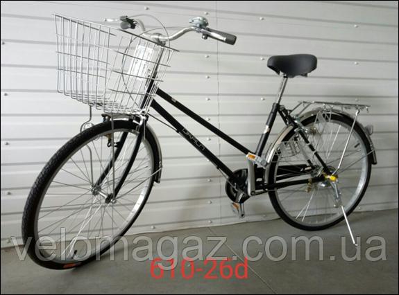 """Велосипед дорожный TopRider 610 25"""""""