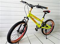 """Велосипед гірський TopRider CCY6 20"""""""